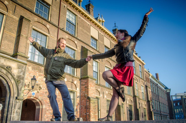 Hague Hoppers - Lindy Hop in The Hague
