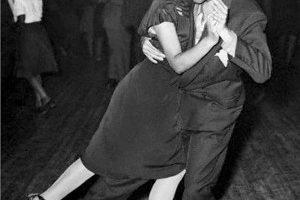 Blues-Dancing